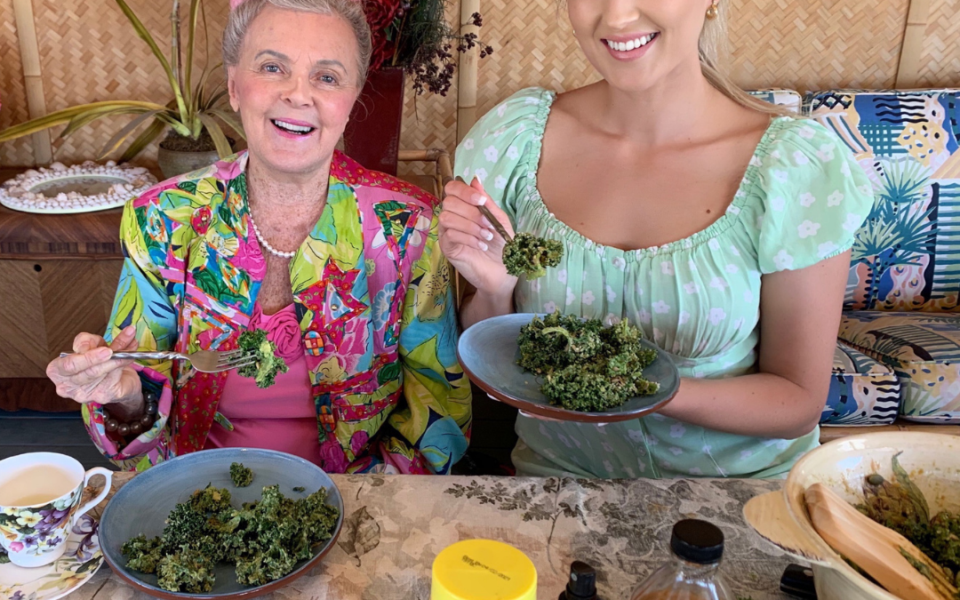 Superfood Kale Salad Recipe